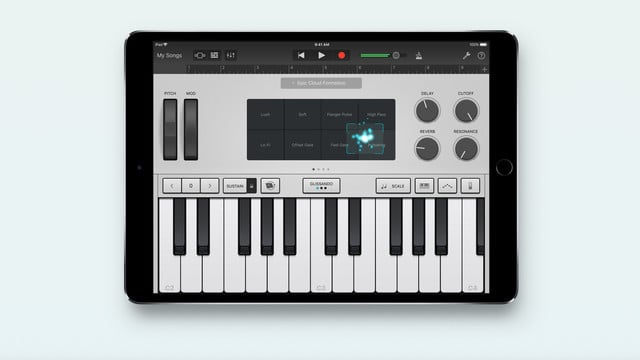 Updates to Apple's Clips, GarageBand Focus on Education