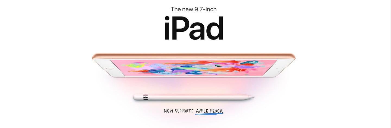 Newest iPad