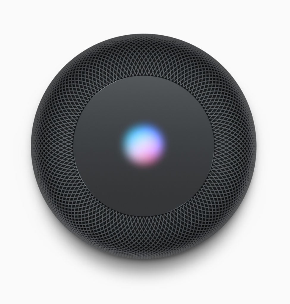 Low-cost Apple HomePod could be in the pipeline