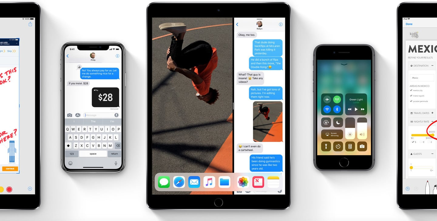 Apple reportedly plans iPhones with curved screens and non-touch gesture controls