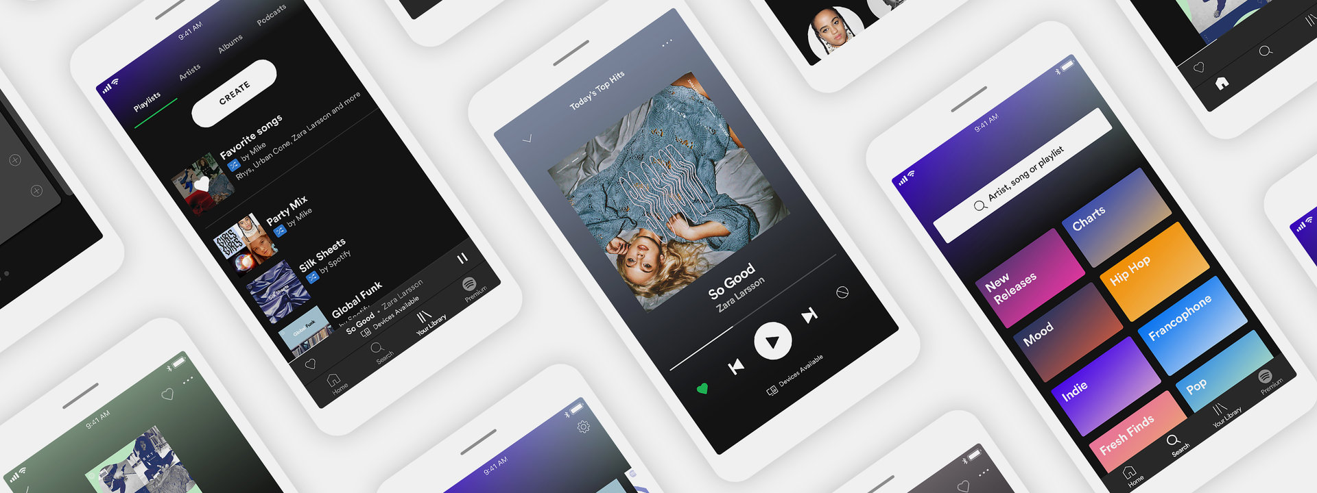 Spotify Announces Enhanced Free Tier, New App Version and More