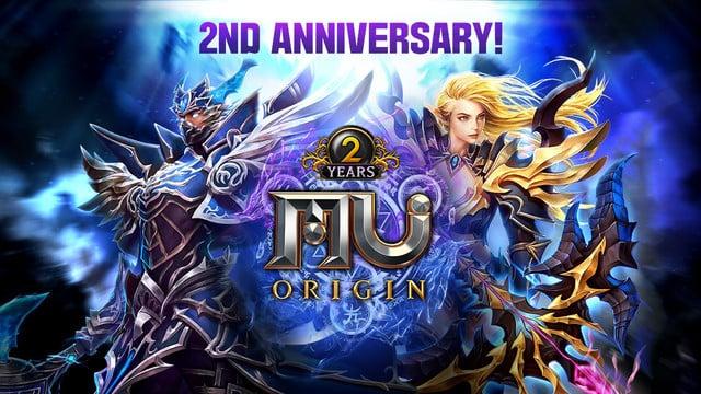 Rewards Galore in MU Origin's Week-Long Anniversary Event