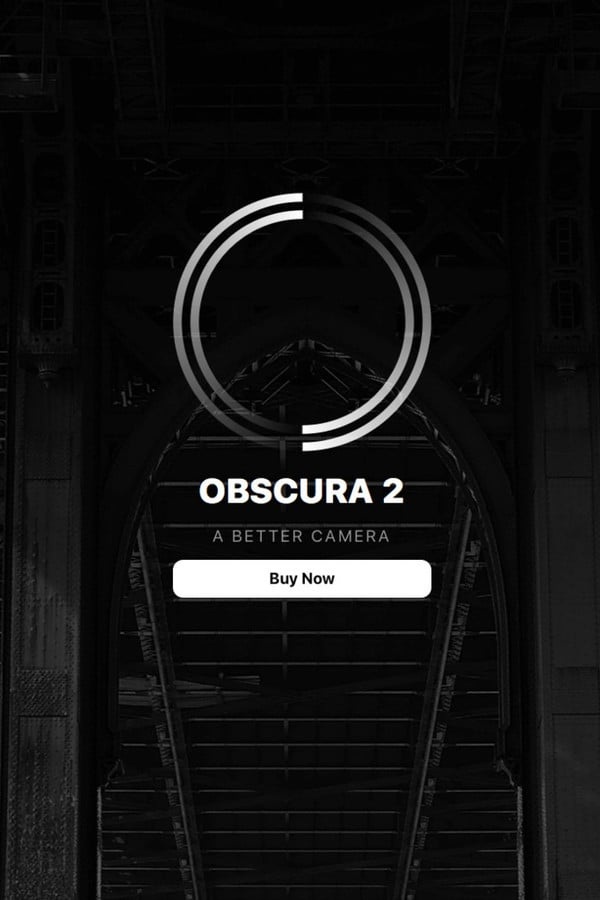 Professional Camera App Obscura 2 Updated With Native iPad Support