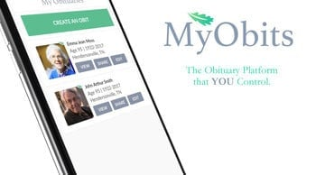 MyObits is an Obituary App for the Age We Live In