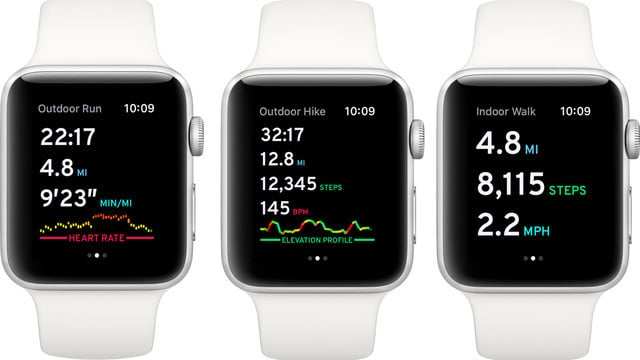 Pedometer++ Features Revamped Apple Watch App