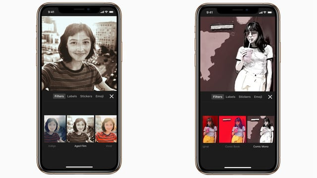 Apple's Clips App Updated With Camcorder Filter, New Posters and More