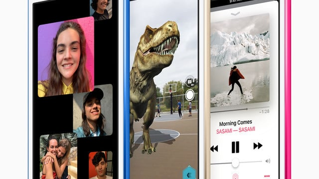 Apple Unveils New iPod touch With A10 Chip, 256GB Option
