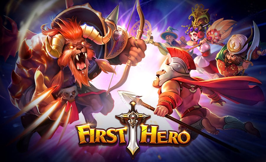 Webzen's Strategy-MMO First Hero Arrives on Mobile