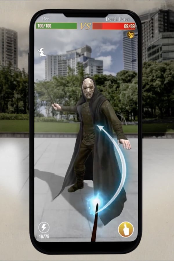 Harry Potter: Wizards Unite Lands on the App Store in the United States, United Kingdom