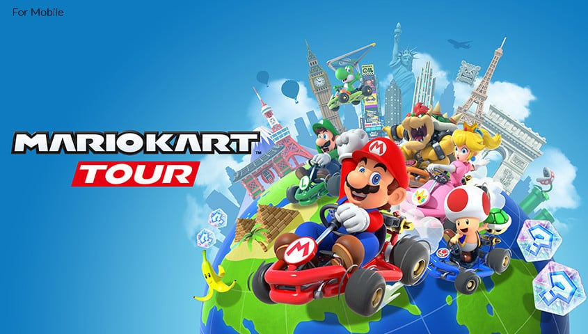 'Mario Kart Tour' Launches in September on iOS and Android