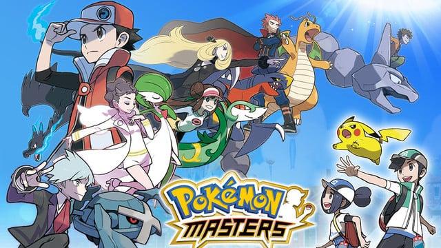 Start a New Adventure in Pokémon Masters