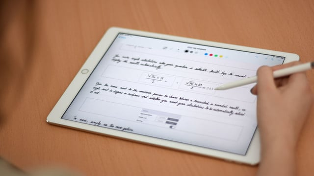 MyScript Nebo is the Only Tool You'll Ever Need for Taking Notes