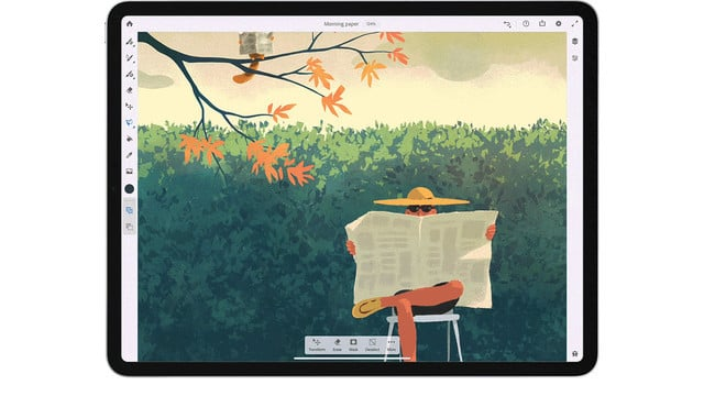 Adobe Fresco is a Drawing and Painting App for Everyone