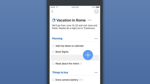 Things 3 Update for iPhone Arrives With Improved Siri Shortcuts, New Share Extension and More