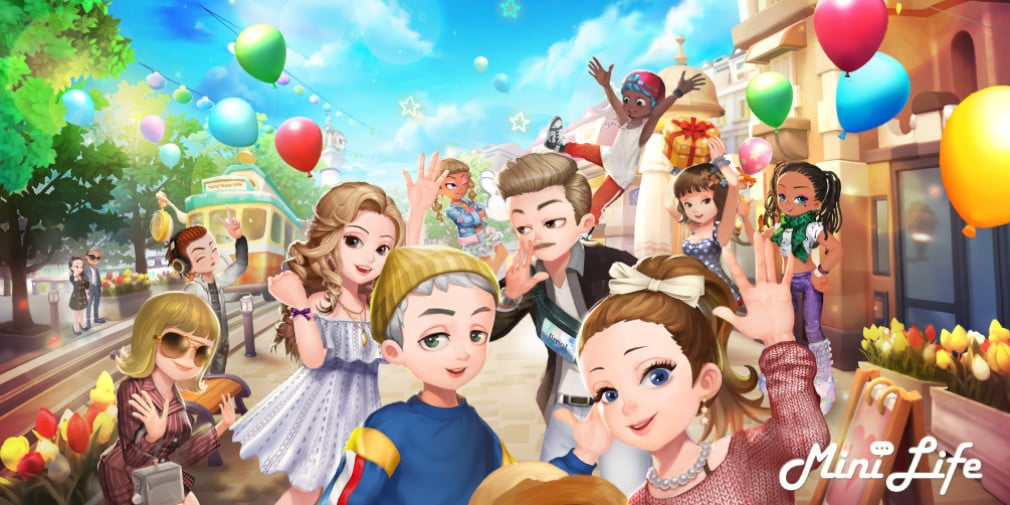 Mini Life is a Huge Life Sim with 3,000 Fashion Items and 20 Billion Avatar Customizations
