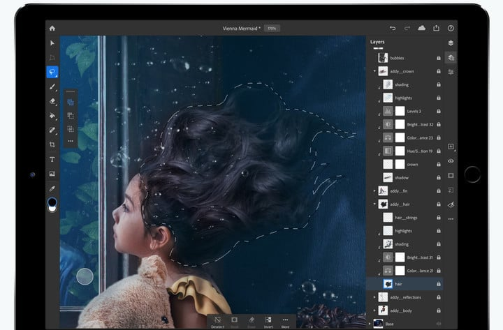 Adobe Releases Photoshop for iPad, But it's Still a Work in Progress