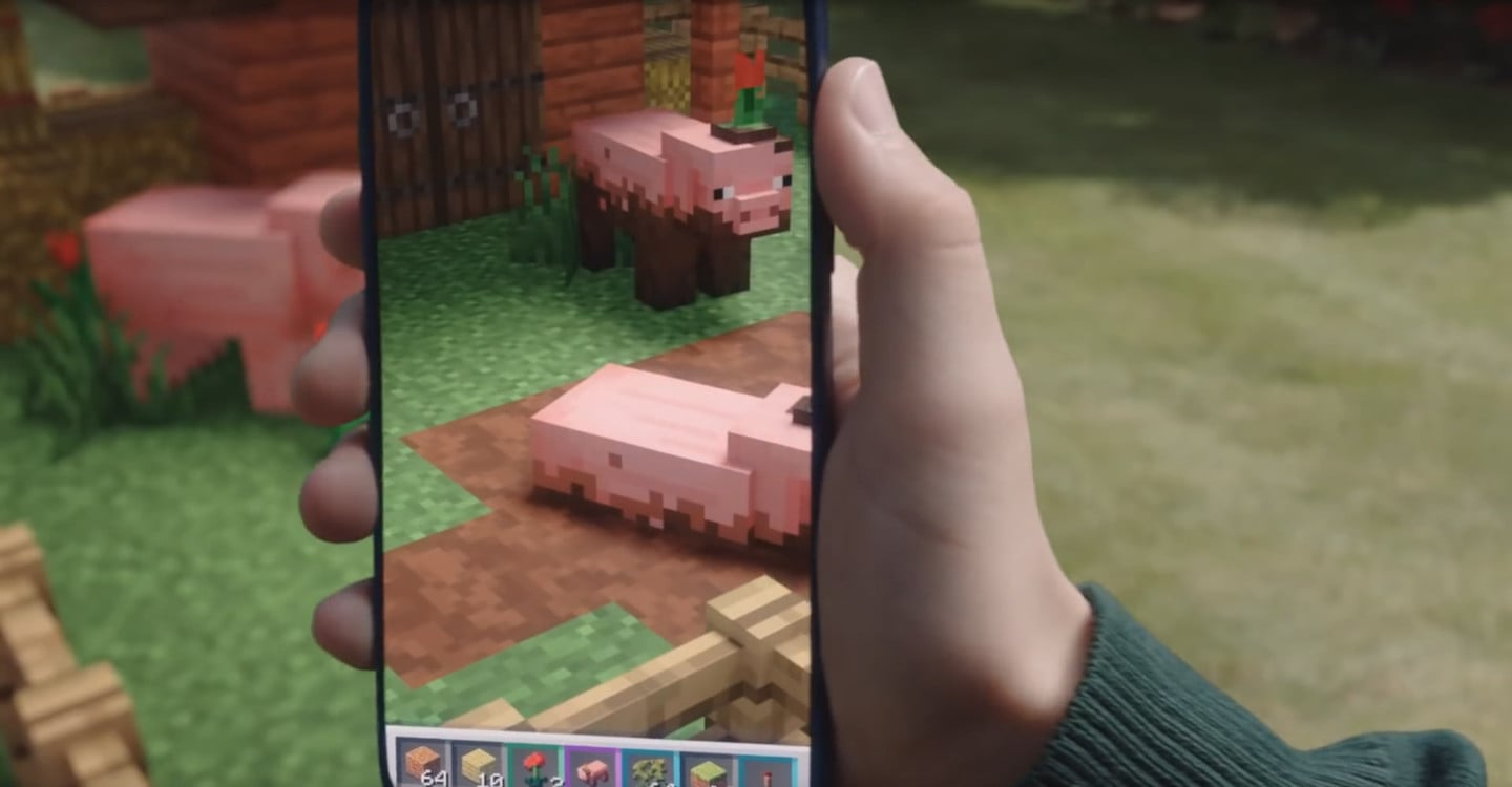 Minecraft Earth Early Access Lands in the United States