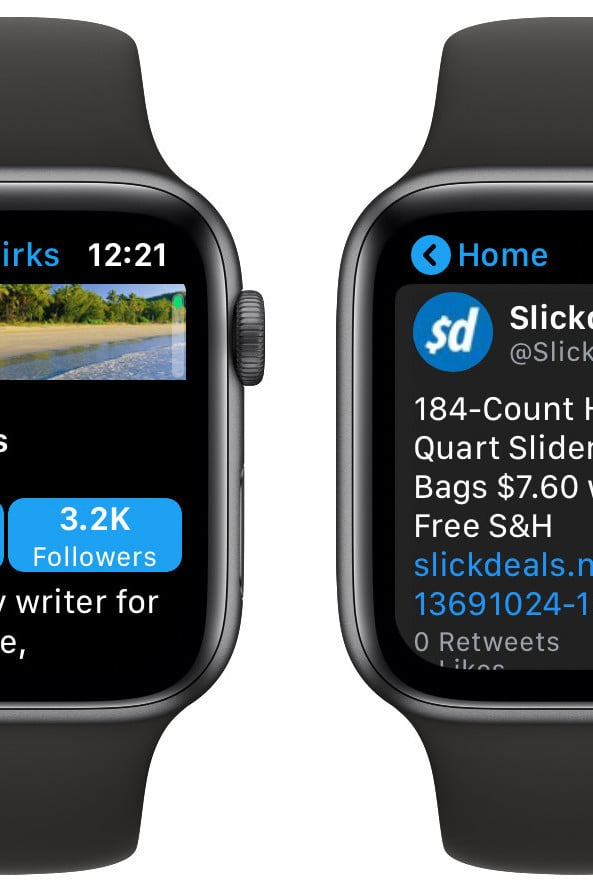 Chirp 2.0 for Apple Watch Arrives With Endless Scrolling and Much More