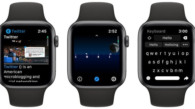 AppAdvice's Top 5 Apple Watch Apps of 2019