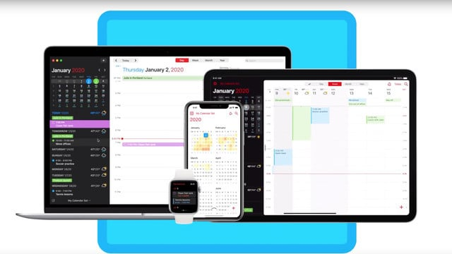 Fantastical 3 is Here as a Unified App for iPhone, iPad, Apple Watch and Mac
