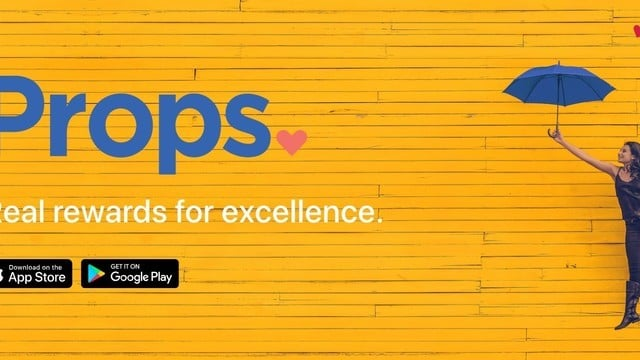 Props is About Sharing Kindness and Inspiring Excellence in the Workplace