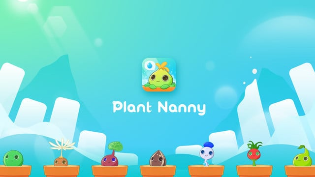 Plant Nanny 2 is a Lifestyle App That Helps You to Hydrate