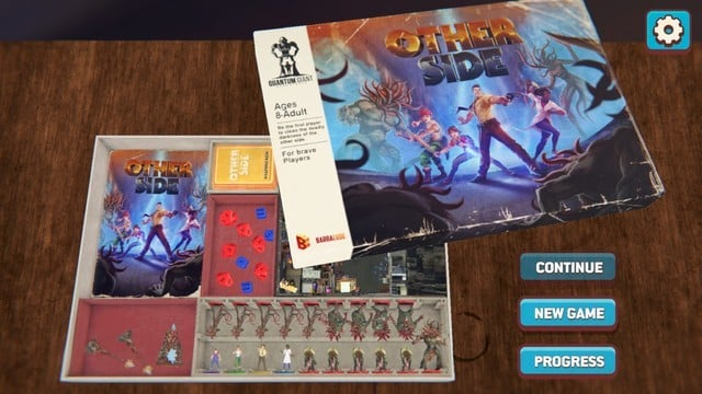 Turn-Based RPG and Strategy Board Game The_Otherside Lands on Apple Arcade