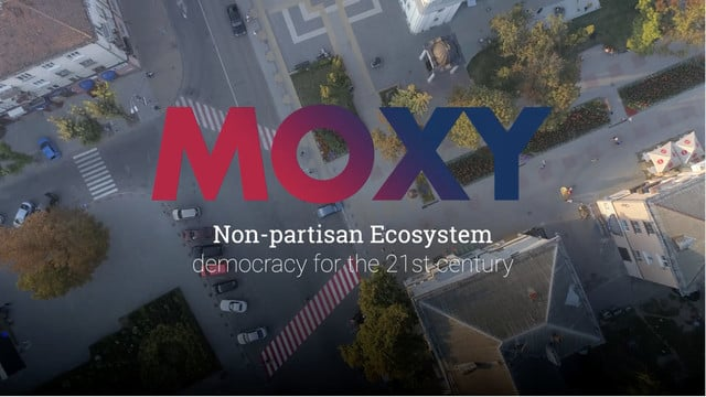 MOXY Gets You Informed, Engaged and Participating in Politics