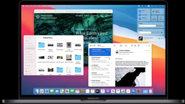 macOS Big Sur Comes With a New Design, Big Safari Update