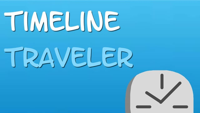 Timeline Traveler is an Innovative New Puzzler with a Unique Sequencing Hook