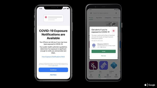Apple Releases iOS 13.7 With Exposure Notifications Express System