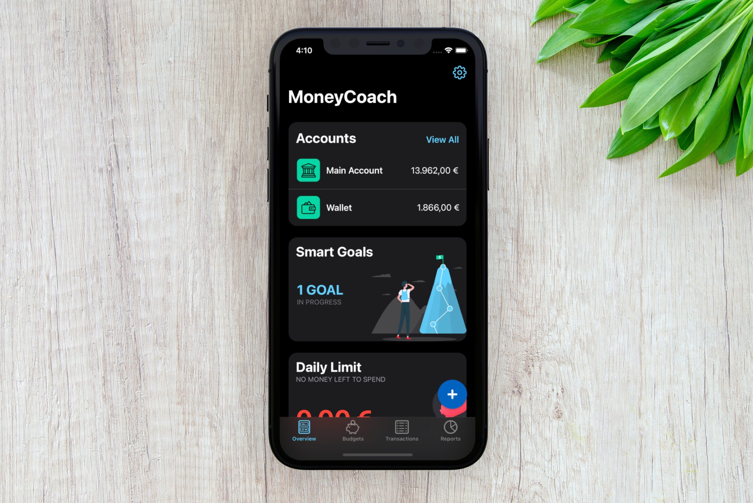 photo of Build Better Financial Habits With MoneyCoach image