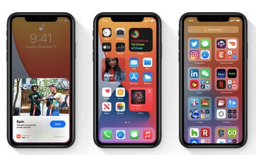 iOS 14, iPadOS 14, watchOS 7, tvOS 14 Arrive to the Public Tomorrow