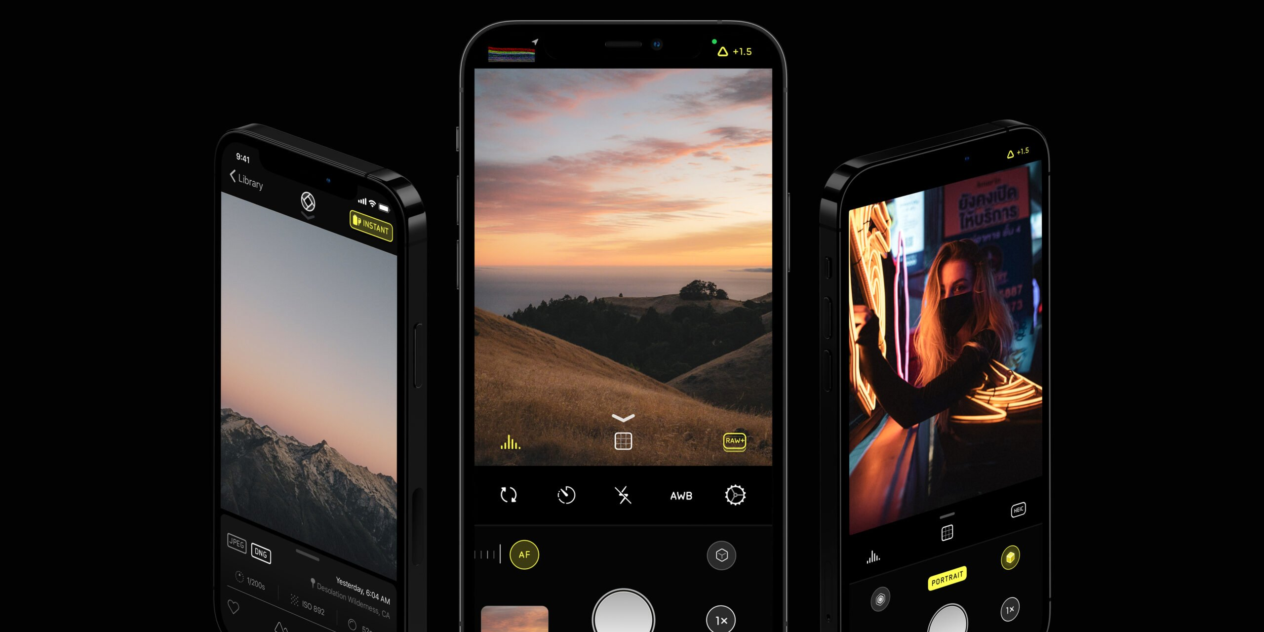 photo of Professional Camera App Halide Mark II Launches With a New Design and More image