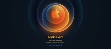 Apple Announces 'iPhone 12' Event Next Tuesday