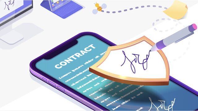 Sign PDF Documents Online with Free Electronic Signature