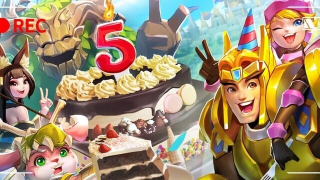 Lords Mobile Is 5: Here's Why it's One of the Biggest Mobile Games in the World