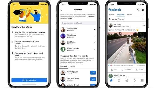 Facebook Announces Major Changes to Its App