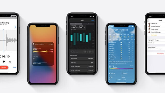 iOS and iPadOS 14.5 Arrives With Apple Watch iPhone Unlock Lock and More