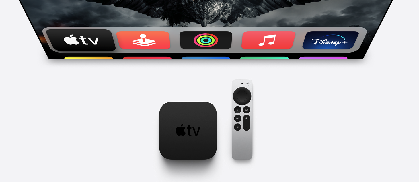 Apple launches tvOS 14.5 with color balance feature