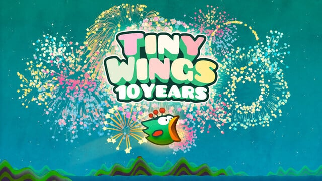 Tiny Wings Celebrates 10th Anniversary With Five New Levels