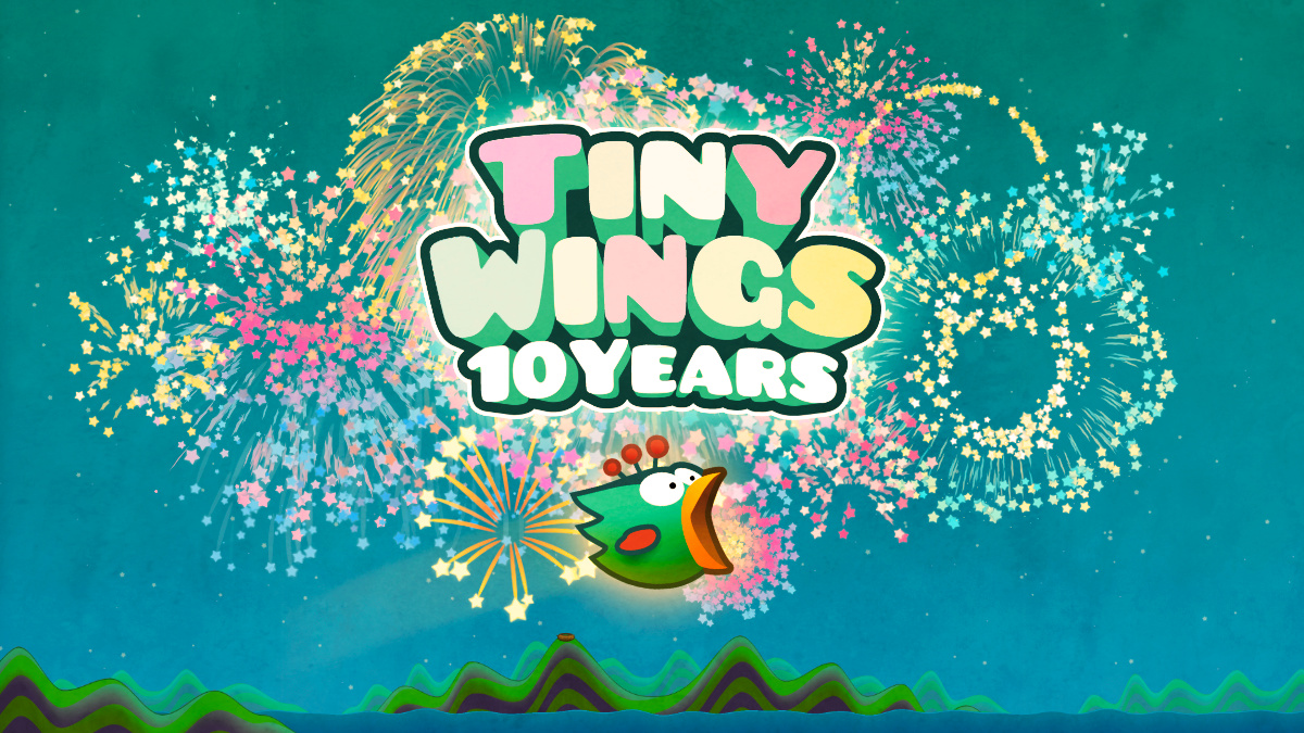 Tiny Wings celebrates its 10th anniversary with five new levels