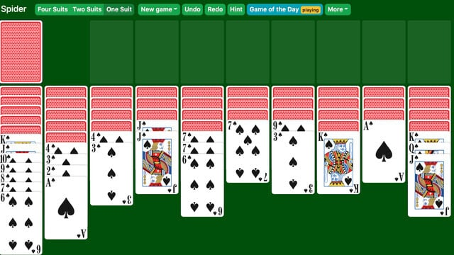 Spider Solitaire Challenge Lets You Learn About Inspiring Humans While Playing Cards