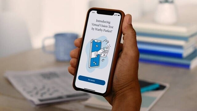 Skip a Visit to the Eye Doctor With the Warby Parker Virtual Vision Test App