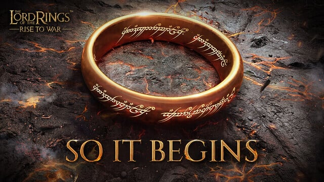 Hotly Anticipated Strategy Game The Lord of the Rings: Rise to War Is Out Now on Mobile