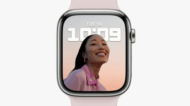 Say Hello to Apple Watch Series 7 With a Larger Screen
