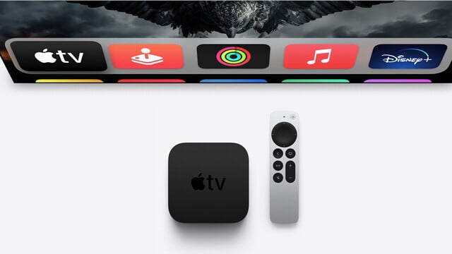 tvOS 15 Arrives With Spatial Audio Support, HomeKit Camera Improvements