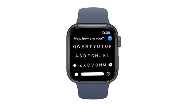 Shift Keyboard for Apple Watch Adds New Features
