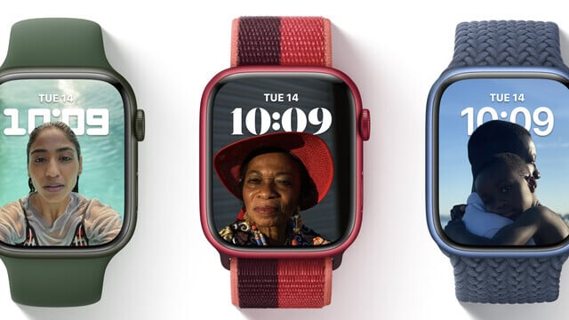 Apple Releases watchOS 8.1 With Enhanced Fall Detection and More