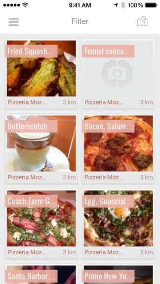 Discover your next favorite dish with Foodmento for iPhone